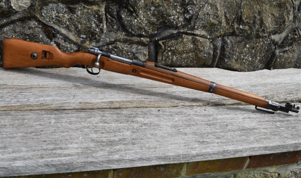 By Sword and Musket » Fully Matching Mauser Kar 98 az by Erfurt 1918