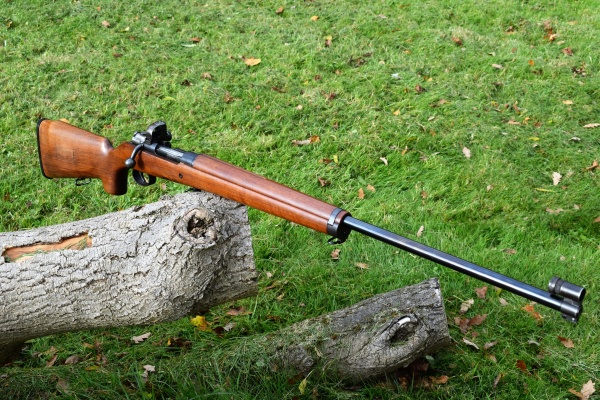 By Sword and Musket » Swedish CG63 Competition Target Rifle…  (f 622
