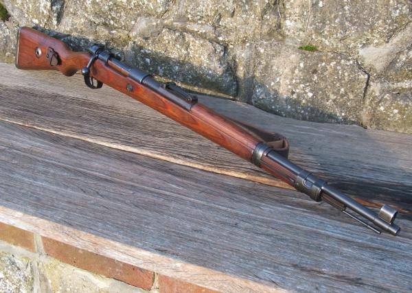 K98 Mauser f 541 001