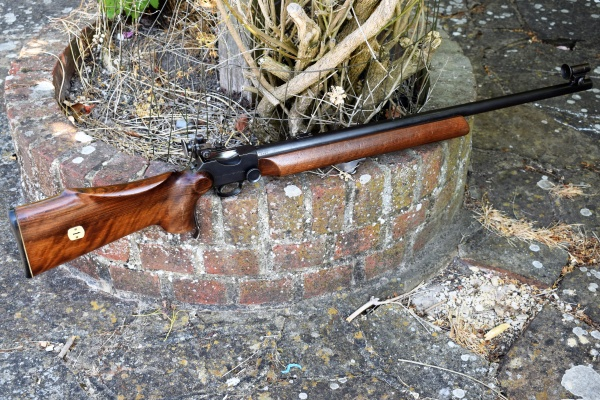 By Sword and Musket » B S A  International Target Rifle & PH Sights