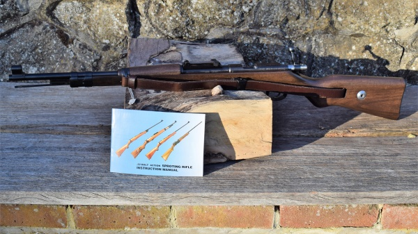By Sword and Musket » Mini Mauser by Norico …………… (f 753)