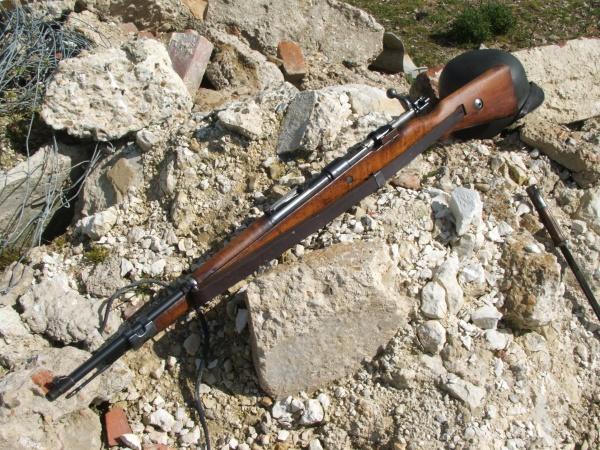 MauserK98 in Rubble 016