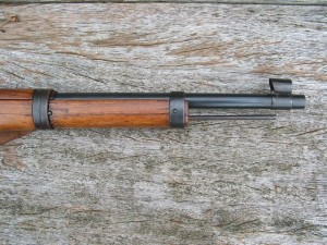 Mauser Trainer restored Cam 015