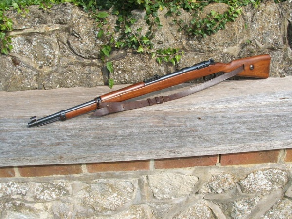 Mauser Trainer restored Cam 029
