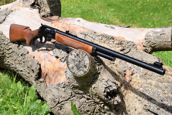 By Sword and Musket » Marlin M1895SS Lever Action Rifle