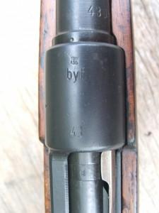 f 432 byf 98 MauserK 007