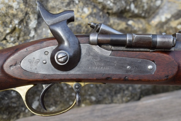 By Sword and Musket » Snider-Enfield Mk II* Long Rifle