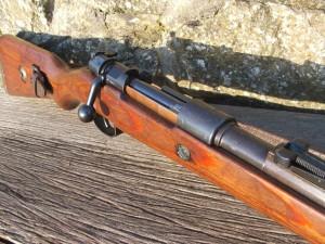 K98 Mauser f 541 004