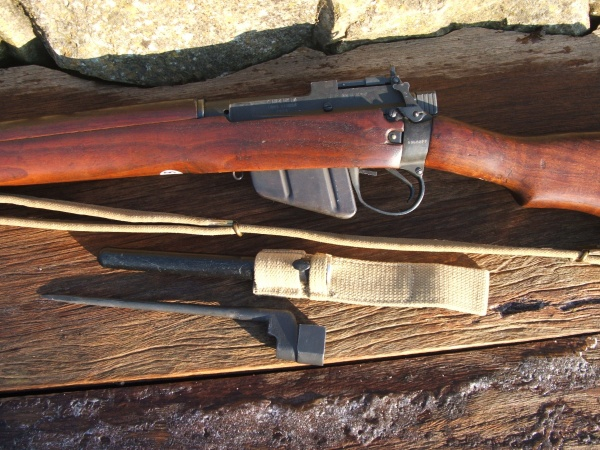 By Sword and Musket » No4 Mk1* Enfield by Long Branch c 1950